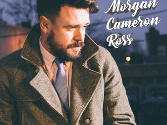 Morgan Cameron Ross Releases New Song 'I Won't Live Until I Die'