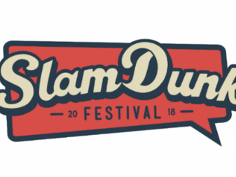 Slam Dunk Announnces First Wave of 2018 Line-up!