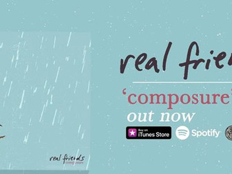 Real Friends - Composure | Album Review