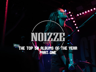 Noizze Presents: The Top 50 Albums Of 2020 - Part One