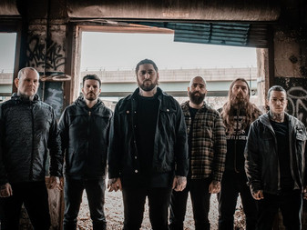 "Fit For An Autopsy's Pat Sheridan: ""Quitting Is Not An Option"""