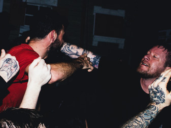 Deez Nuts w/ Comeback Kid, Hellions, First Blood & Get The Shot