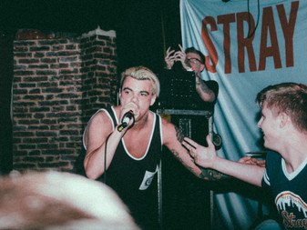 Stray From The Path w/ Capsize, Rebellion, Manchester.