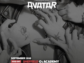 Live Review: Halestom w/ Avatar and Rews | O2 Academy Birmingham | 24/09/18