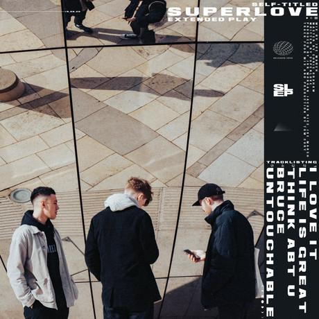 Superlove - Superlove   EP Review