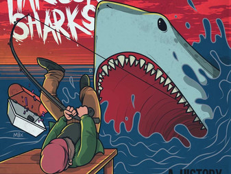 Harbour Sharks - A History Of Violence | Album Review