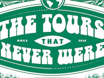 Good As Gold Group Host 'The Tours That Never Were' Fundraiser, All Proceeds Going Towards Bands, Ch