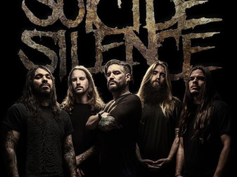 Album Review: Suicide Silence 'S/T'