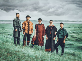 """Nobody talked about it except a small group"" - Nine Treasures and the Rise of Mongolian Folk Metal"