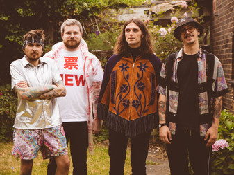PREMIERE: WACO share new video for cosmic single 'Watch The Skies'!