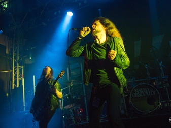 Live Review: Equilibrium w/ Lord of the Lost & Nailed to Obscurity | O2 Islington Academy, Londo