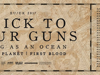 Live Review: Stick To Your Guns w/Being As An Ocean, Silet Planet, And First Blood | O2 Institute, B
