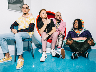 Issues Drop New Video For 'Rain'