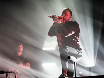 Live Review: Architects w/ Beartooth & Polaris | O2 Victoria Warehouse, Manchester | 14/01/19