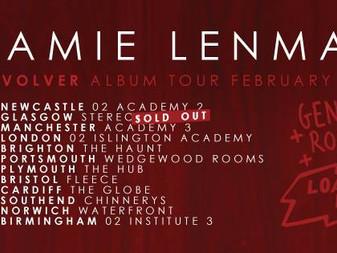 Live Review: Jamie Lenman w/Loa Loa & Gender Roles   The Haunt, Brighton   10/02/18