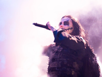 Live Review: Cradle of Filth - Cruelty and the Beast and 'Into the Pallademonium' | London P