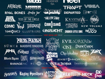 Amplified Open Air Festival Adds New Bands