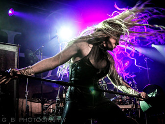 Rocking Out with Kobra and the Lotus w/ Delain & Evergrey
