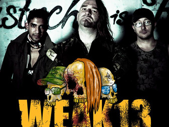 WEAK13 Reveal Video For 'Obey The Slave'