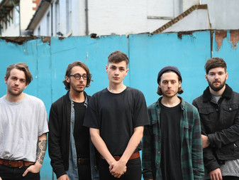 Boston Manor - Interview with Ash Wilson