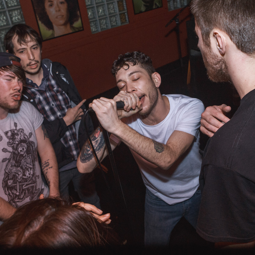 Hellions - Red Rooms - 22-02-17 - Nottingham-1