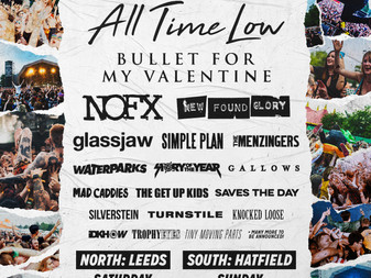 Slam Dunk Turns Up the Heat with Latest Line-Up Additions