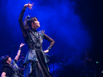 Live Review: Babymetal w/ Creeper |  Eventim Apollo, Hammersmith London | 23/02/2020