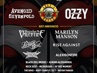 Marilyn Manson, Parkway Drive, Rise Against & More Added To Download Lineup
