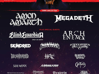 Bloodstock Add Three New Bands To The Lineup