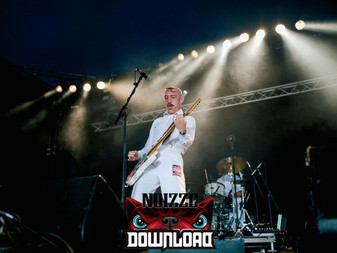 Jamie Lenman: The Download 2018 Interview
