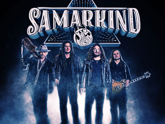 Samarkind: 'Samarkind' - Album Review