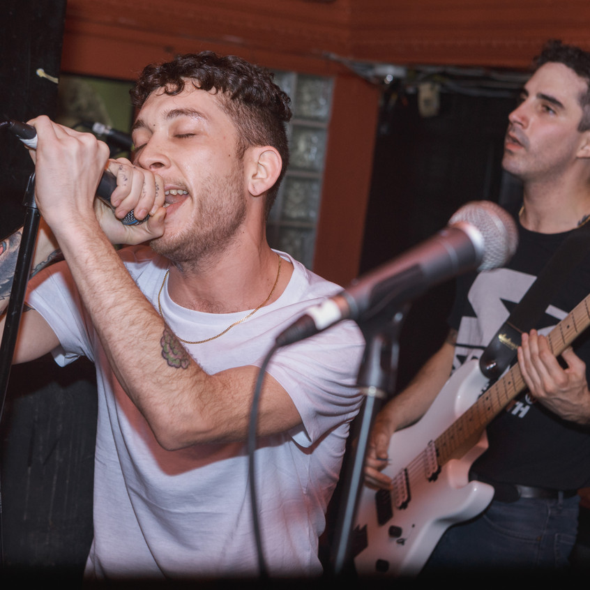 Hellions - Red Rooms - 22-02-17 - Nottingham-26