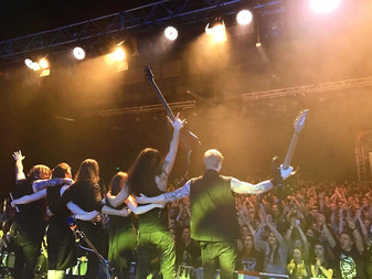 Epica w/ Powerwolf & Beyond The Black at the O2 Shepherds Bush Empire