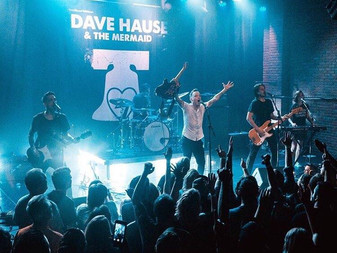 Live Review - Frank Iero & The Patience w/Dave Hause & The Mermaid,The Homeless Gospel Choir