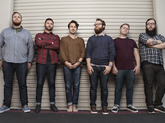 Live Review - The Wonder Years w/Beach Slang, Muncie Girls & The Dirty Nil at Rock City, Notting