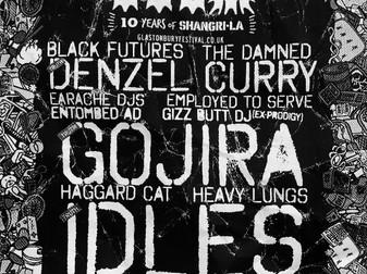 Glastonbury Festival Unveils Scum Stage, Confirms Venom Prison, Gojira and Many More!