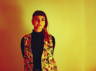 Muncie Girls' Lande Hekt announces debut solo record, signs to Get Better Records!
