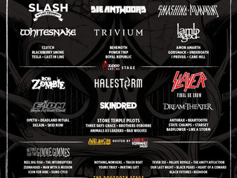 Download Festival add a mammoth 43 bands to 2019's lineup!