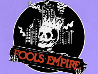 JSA - Fools Empire | EP Review