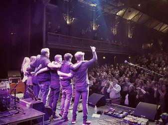 Seth Lakeman with Wildwood Kin at Manchester's RNCM - 08/11/16