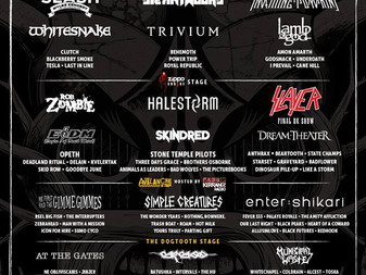 Download Festival Announces Another 17 Bands!
