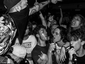 The Hell + Constructor + Nightlives at Fuel Rock Bar, Cardiff