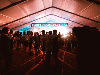 Live Review: Teddy Rocks Festival - Part One.