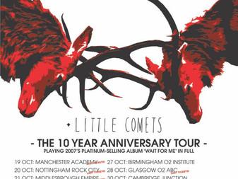 Review: Pigeon Detectives with Little Comets - Nottingham Rock City