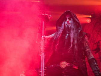 Photo Gallery: Dimmu Borgir, Amorphis & Wolves in the Throne Room | O2 Forum Kentish Town, Londo