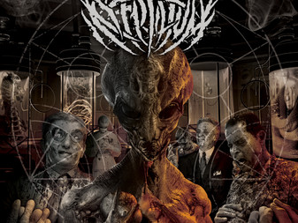 Reptilium – Conspiranoic   EP Review