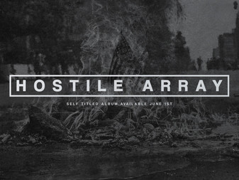 Hostile Array - S/T | Album Review