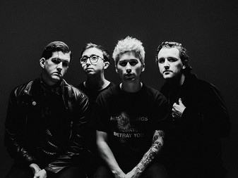 "Holding Absence Share Video For New Single 'Gravity', Announce Exclusive 7"" LP!"