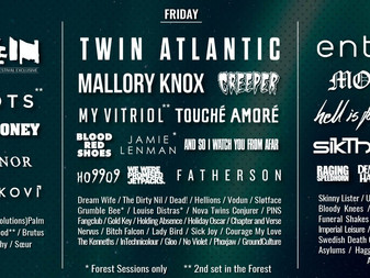 2000 Trees Festival Announce Final Acts For 2018