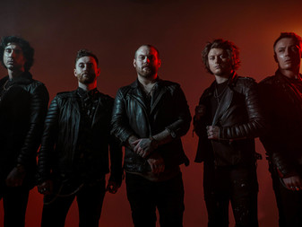 Asking Alexandria Announce New Album 'Like A House On Fire'